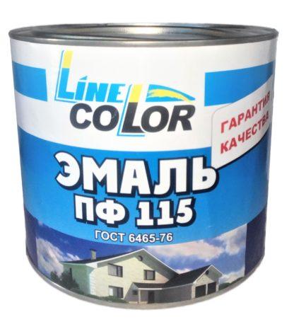 Эмаль ПФ-115 1,9 л LINE COLOR