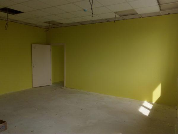 Покраска школьных кабинетов красками АКВАЛАЙТ