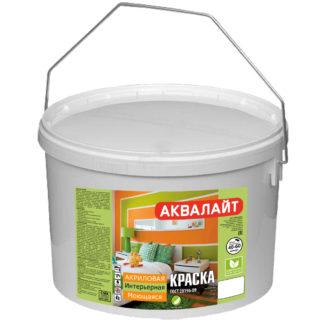 Краска водно-дисперсионная ВД-ВА-215 «АКВАЛАЙТ»